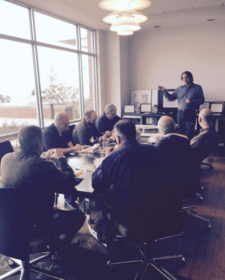 aia lunch and learn webinar