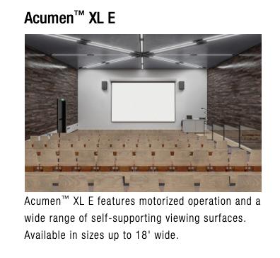 Acumen XL E