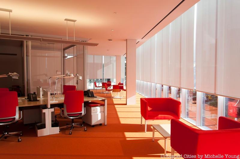 Interior solar shades